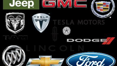 American-car-brands-logos