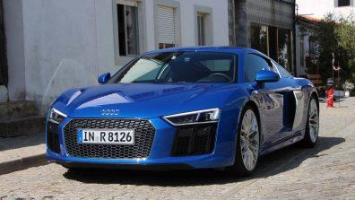 Premier Contact Audi R8 2017