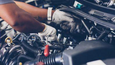 Garage mécanique