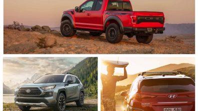 Top 10 des camions les plus vendus auQuébec en 2020