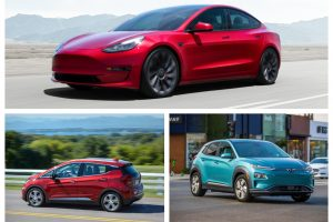 Ventes de véhicules électriques au Québec en 2020