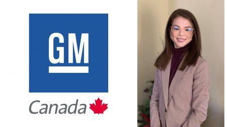 Camille Bérubé, GM Canada