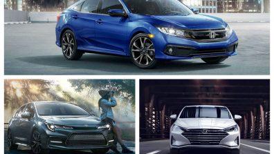 Top 10 des voitures les plus vendues au Québec en 2020