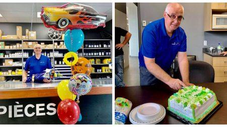 Pros de l'auto: Jacques Lavoie, 45 ans au service chez Mont-Joli Chrysler