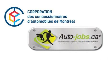 Partenariat CCAM/Auto-jobs.ca