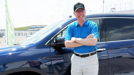 Dave Gardner, Honda Canada