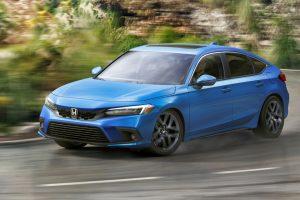 Honda Civic 2022 à hayon
