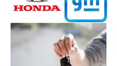 Honda GM retour