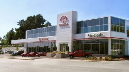 Toyota Sherbrooke