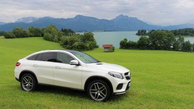 Essai routier Mercedes-Benz GLE 2016