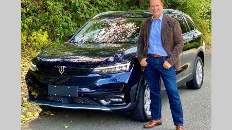 Christian Dubois, le président d'Imperium Motors Canada.