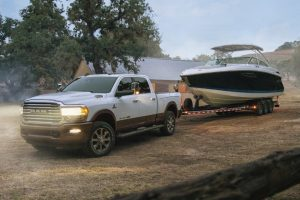 2021 Ram 2500/3500 wins large heavy-duty truck segment