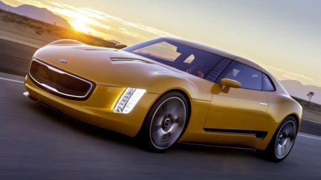 Kia GT4 Peter Schreyer