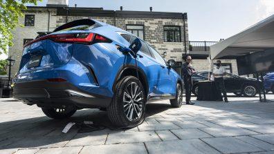 Lexus NX 2022 Québec