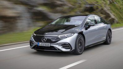 Mercedes-Benz EQS 580 4Matic 2022