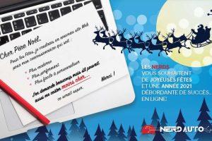 NERD Auto: le désir d'une meilleure solution Web pour les concessionnaires