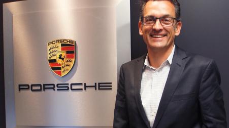 Alexander Pollich, Porsche Canada