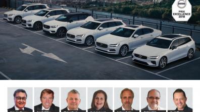 Prix Excellence Volvo 2019