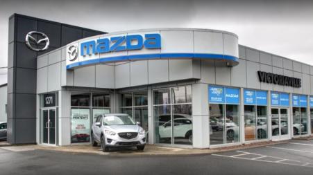 Mazda Victoriaville