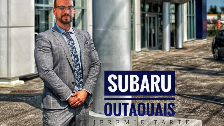 Subaru Outaouais, Jérémie Tarte