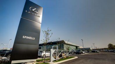 Lexus Spinelli Lachine