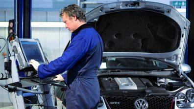 Travailleur VW