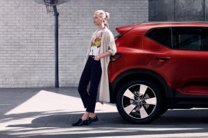 Young drivers and Volvo Cars