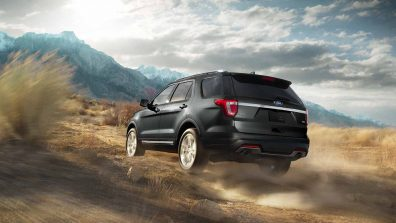 Ford Explorer 2018 - AutoMédia