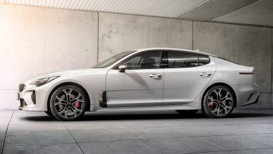 Kia Stinger 2018 with 2018 kia stinger pictures performance prices and more carsmakers