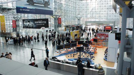 Salon de l'Auto de New York 2015